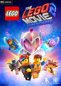 Packaging of The LEGO Movie 2 Videogame [PC]