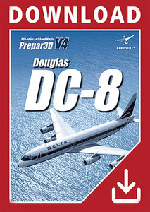 Packaging of FSX Douglas DC-8 [PC]