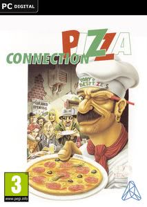 Packaging of Pizza Connection 1 [PC / Mac]