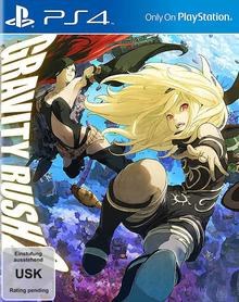 Verpackung von Gravity Rush 2 [PS4]