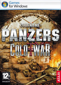 Packaging of Codename: Panzers - Cold War [PC]