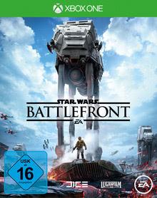 Verpackung von Star Wars Battlefront [Xbox One]