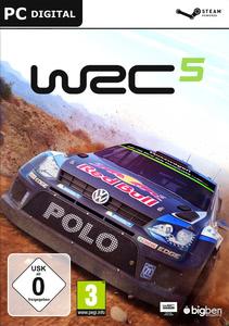 Verpackung von WRC 5 [PC]