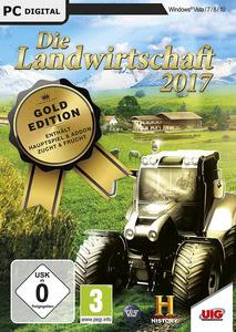 Verpackung von Die Landwirtschaft 2017 Gold Edition [PC]