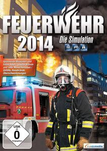 Verpackung von Feuerwehr 2014: Die Simulation [PC]