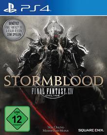 Verpackung von FINAL FANTASY XIV: Stormblood [PS4]