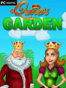 Packaging of Queen's Garden [PC]