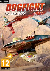Packaging of Dogfight 1942 Fire Over Africa [PC]