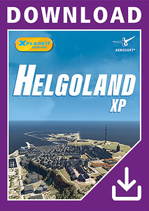 Packaging of X-Plane 11 Helgoland XP [PC]