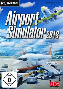 Verpackung von Airport Simulator 2018 [PC]
