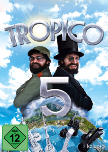 Verpackung von Tropico 5 [PC]