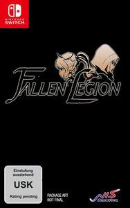 Verpackung von Fallen Legion: Rise to Glory [Switch]