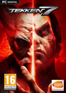 Packaging of Tekken 7 [PC]