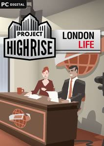 Packaging of Project Highrise London Life [PC / Mac]