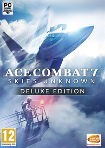 Packaging of ACE COMBAT 7: SKIES UNKNOWN Deluxe Edition [PC]