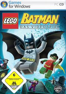 Verpackung von Lego Batman [PC]
