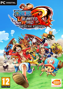 Packaging of One Piece Unlimited World Red – Deluxe Edition [PC]