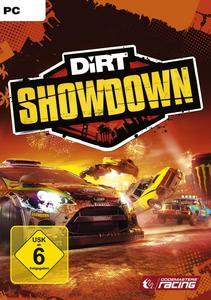 Verpackung von Dirt Showdown [PC]