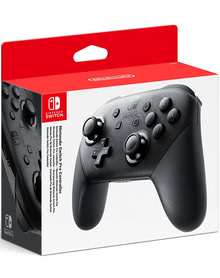 Verpackung von Nintendo Switch Pro Controller [Switch]