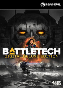Verpackung von Battletech Digital Deluxe Edition [PC / Mac]