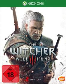Verpackung von The Witcher 3: Wild Hunt [Xbox One]