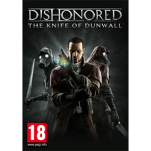 Packaging of Dishonored DLC: The Knife of Dunwall [PC]