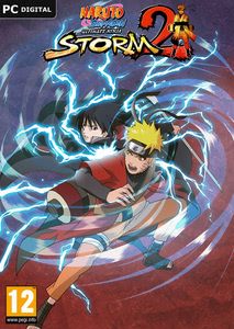 Packaging of Naruto Shippuden Ultimate Ninja STORM 2 HD [PC]