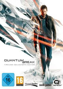 Verpackung von Quantum Break - Timeless Collector's Edition [PC]