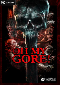 Packaging of Oh My Gore! [PC]