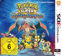Verpackung von Pokemon Super Mystery Dungeon [3DS]