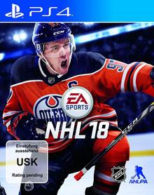 Verpackung von NHL 18 [PS4]