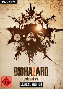 Verpackung von Resident Evil 7 biohazard Deluxe Edition [PC]