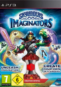 Verpackung von Skylanders Imaginators Starter Pack [PS3]