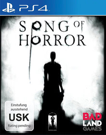 Verpackung von Song of Horror [PS4]