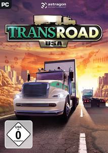 Verpackung von TransRoad: USA [PC / Mac]