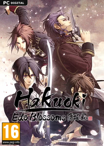 Packaging of Hakuoki: Edo Blossoms [PC]