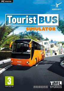 Packaging of Tourist Bus Simulator [PC]