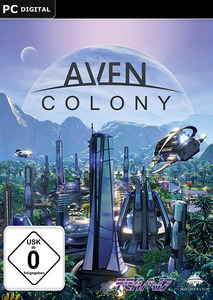 Verpackung von Aven Colony [PC]
