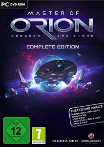 Verpackung von Master of Orion - Complete Edition [PC]