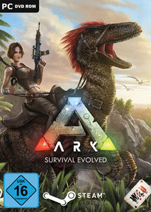 Verpackung von ARK: Survival Evolved [PC]