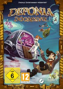 Verpackung von Deponia Doomsday [PC]