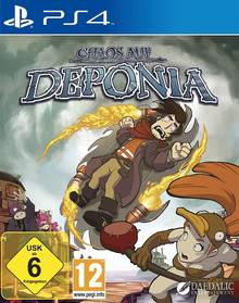 Verpackung von Chaos auf Deponia [PS4]