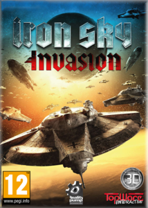 Packaging of Iron Sky: Invasion [PC]
