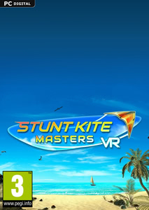 Packaging of Stunt Kite Masters VR [PC]