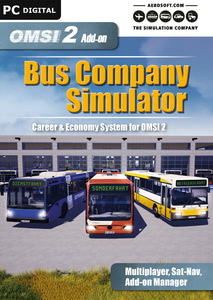 Packaging of OMSI 2 Bus Company Simulator [PC]
