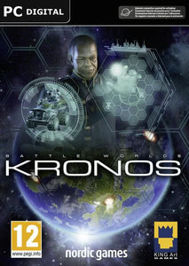 Packaging of Battle Worlds: Kronos [PC]