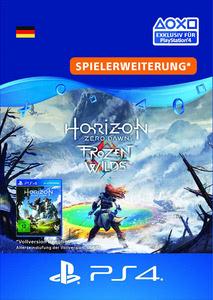 Verpackung von Horizon Zero Dawn : The Frozen Wilds [PS4]