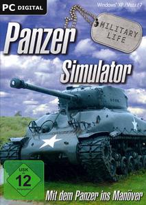 Verpackung von Military Life - Tank Simulator [PC]