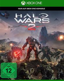 Verpackung von Halo Wars 2 [Xbox One]
