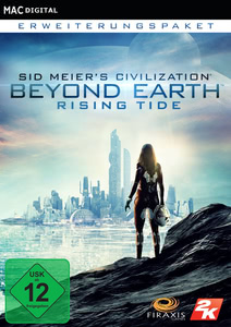 Verpackung von Civilization: Beyond Earth Rising Tide [Mac]